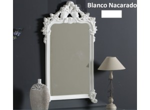 Espejo 16223 BLANCO NACARADO