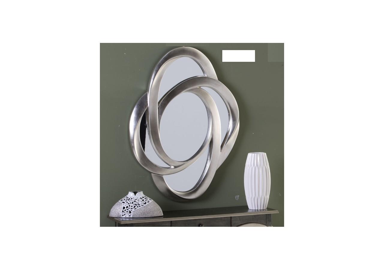 Espejo 16230 PLATA