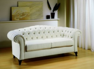 Sofa CALIFORNIA capitone