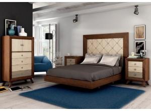 Ambiente de dormitorio VINTAGE PARIS 2