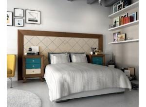 Ambiente de dormitorio VINTAGE PARIS 4