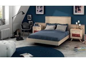 Ambiente de dormitorio VINTAGE PARIS 8