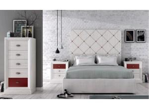 Ambiente de dormitorio NATURA 8