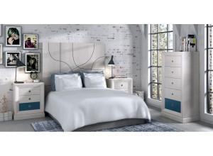 Ambiente de dormitorio NATURA 9