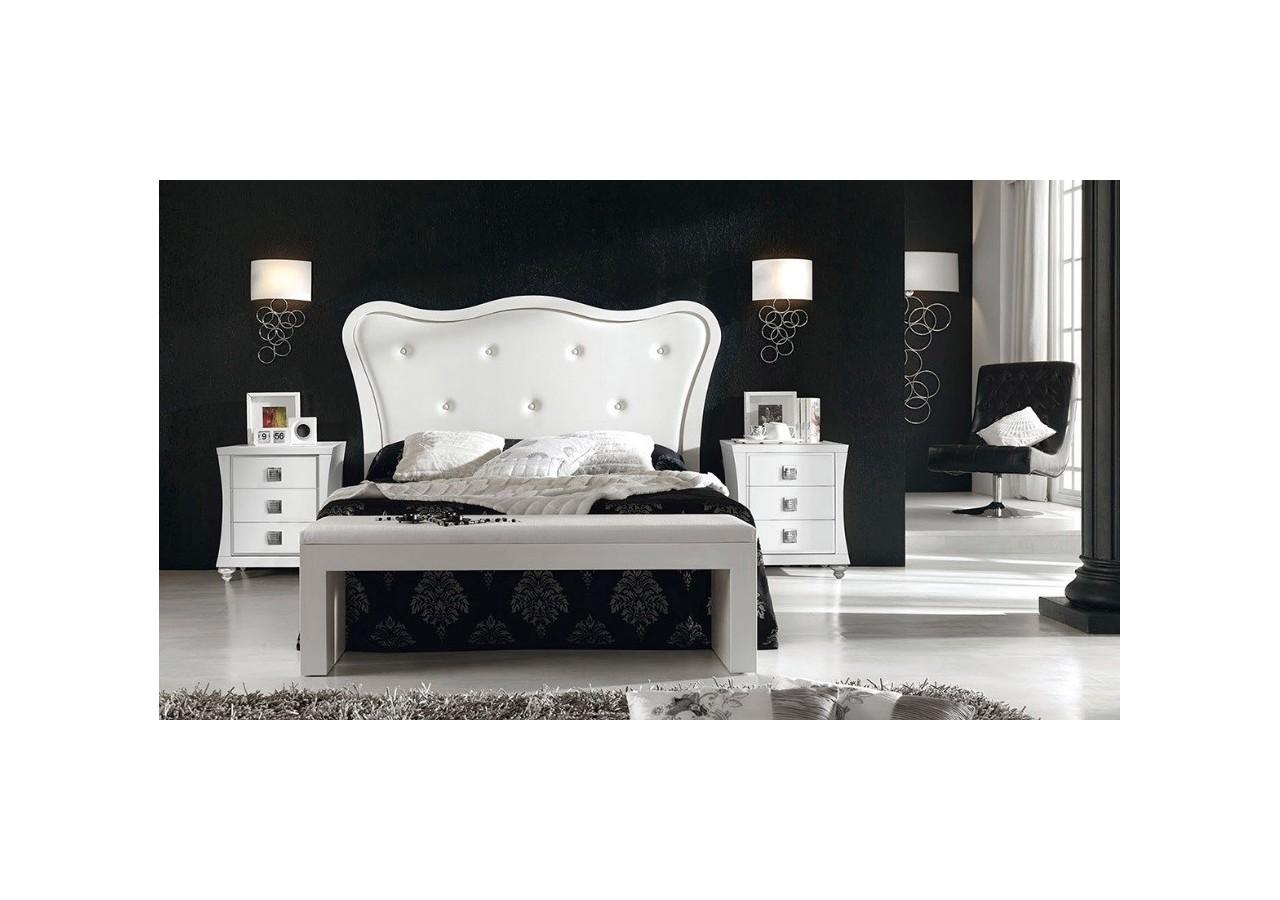 Ambiente de dormitorio SENECA 2