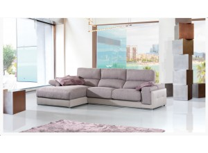 SOFA CHAILONGUE MODERNO ROMEO