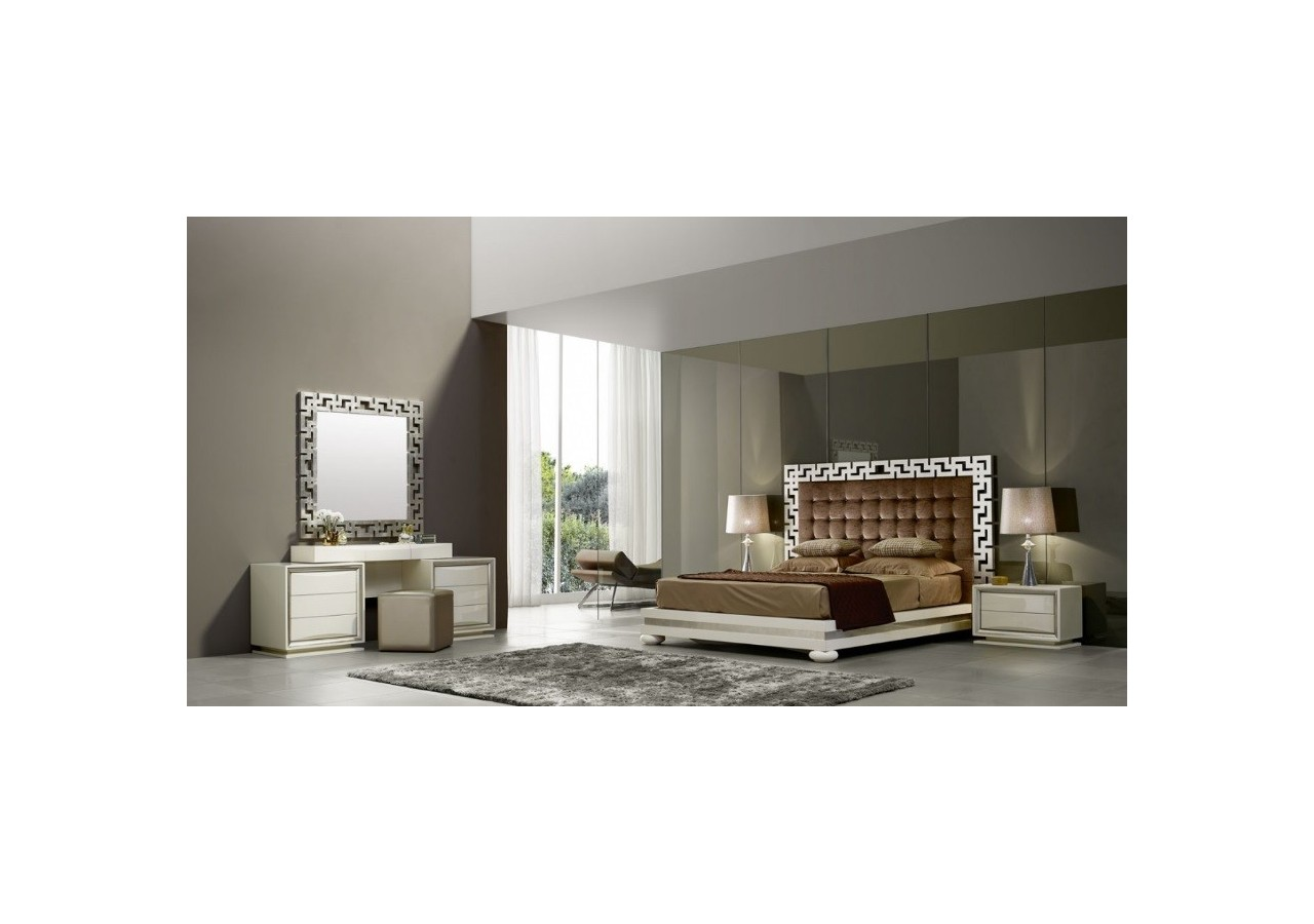 Ambiente de dormitorio EMPORIO