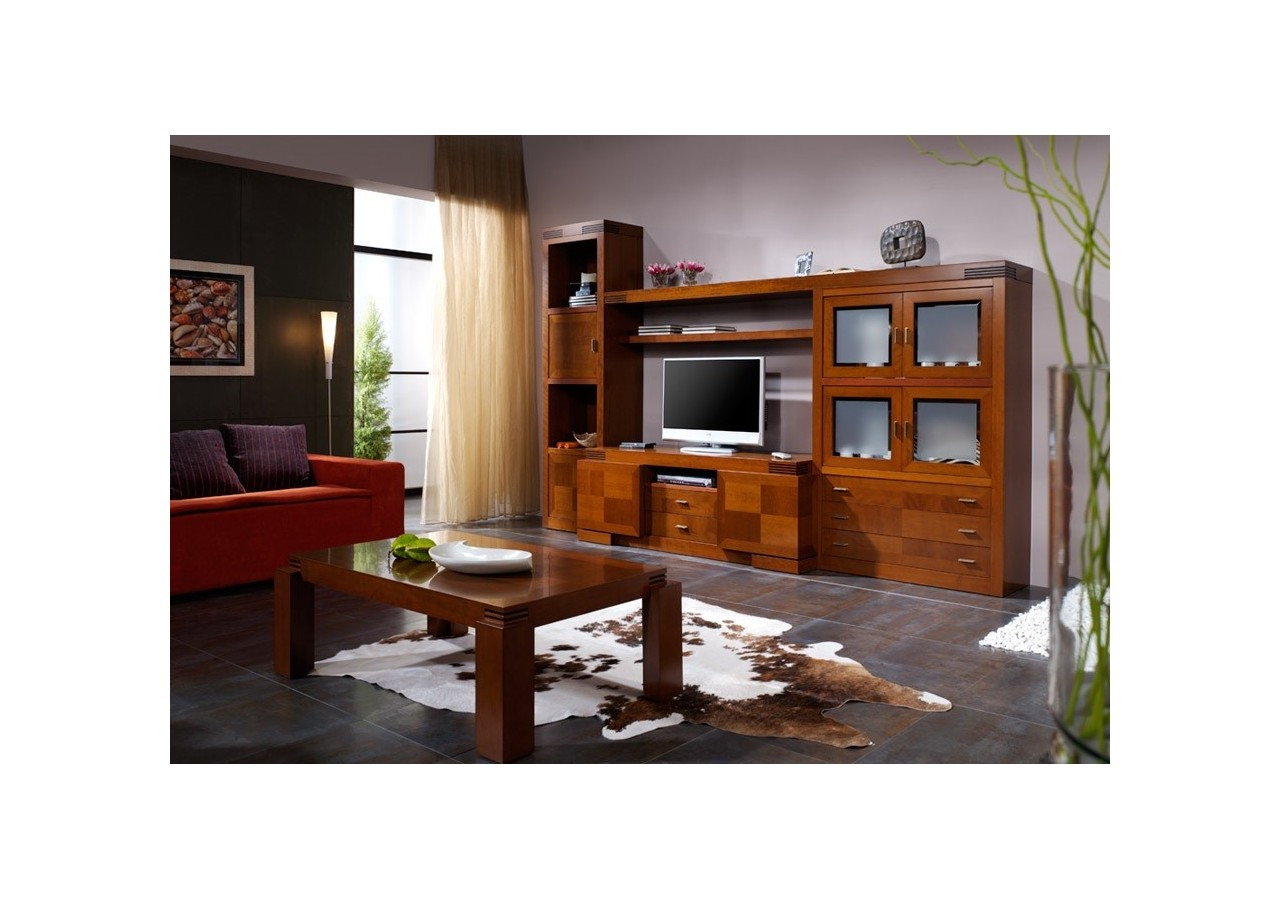 Ambiente de salón CASTELLAR 1