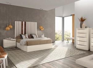 Ambiente de dormitorio LONDRES