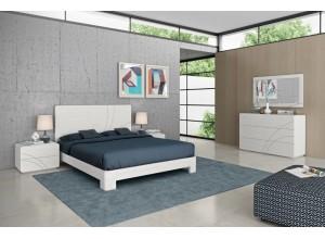 Ambiente de dormitorio CURVE
