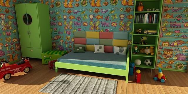 Descubre el estilo de los dormitorios infantiles modernos 1