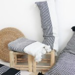Verano decoración textiles
