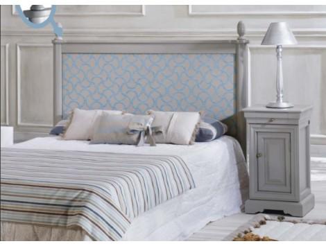 Dormitorio Colonial Parisino