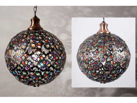 lampara-techo-multicolor