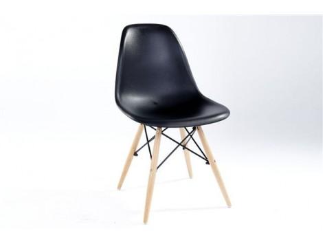silla-retro-vintage-negro