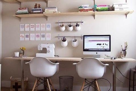 Crear un espacio de trabajo en casa que mejore el rendimiento 1