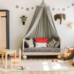 Habitaciones estilo Montessori