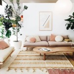 Decoración salón con estilo japandi: interiores con mundo 3
