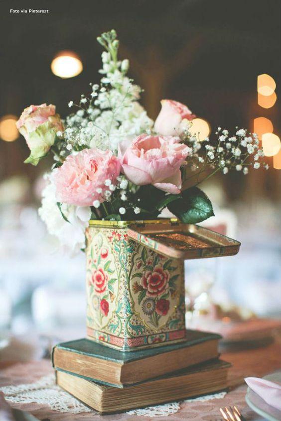 centros de mesa para boda economico