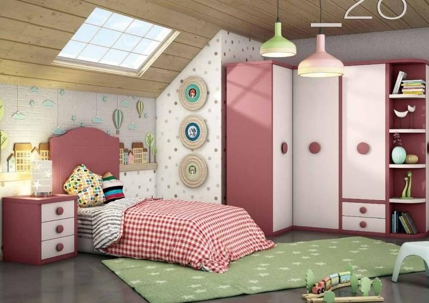 Habitaciones infantiles. Como organizarlas