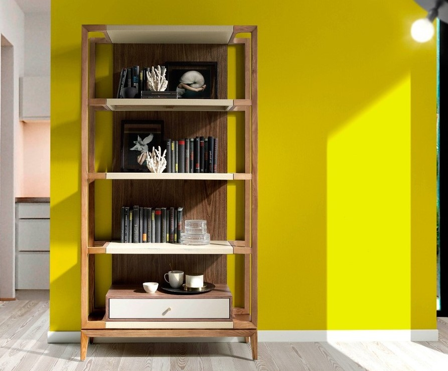 4 Objetos de decoración para conseguir una estantería muy 'instagrameable'