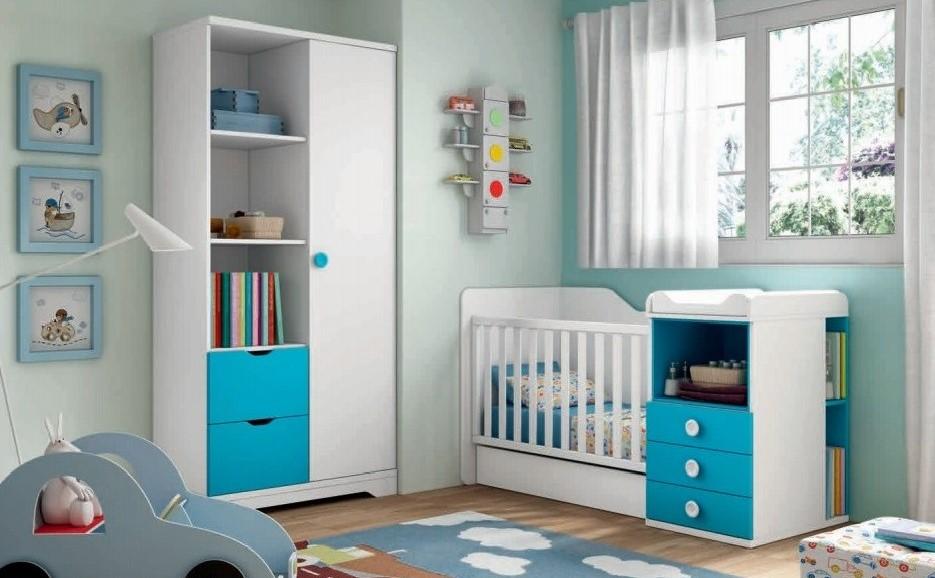 Colores neutros en habitaciones infantiles