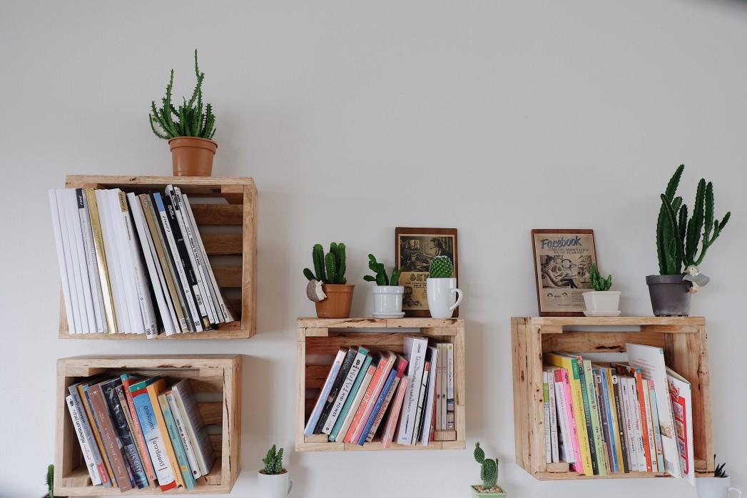 10 increíbles ideas de decoración en madera para el hogar