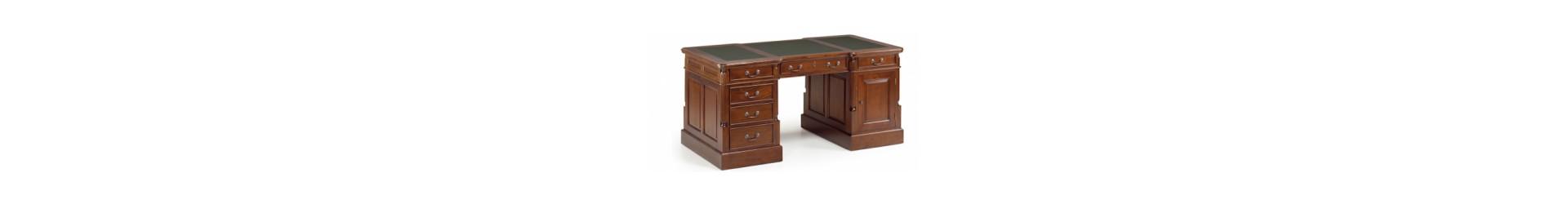 mesas de despacho y escritorio vintage